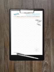 Isometric Sketch Paper  for EnergoTrend Kft.