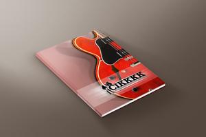 Cikkkk Book Cover  for KaRock Foundation by wildgica