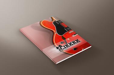 Cikkkk Book Cover  for KaRock Foundation