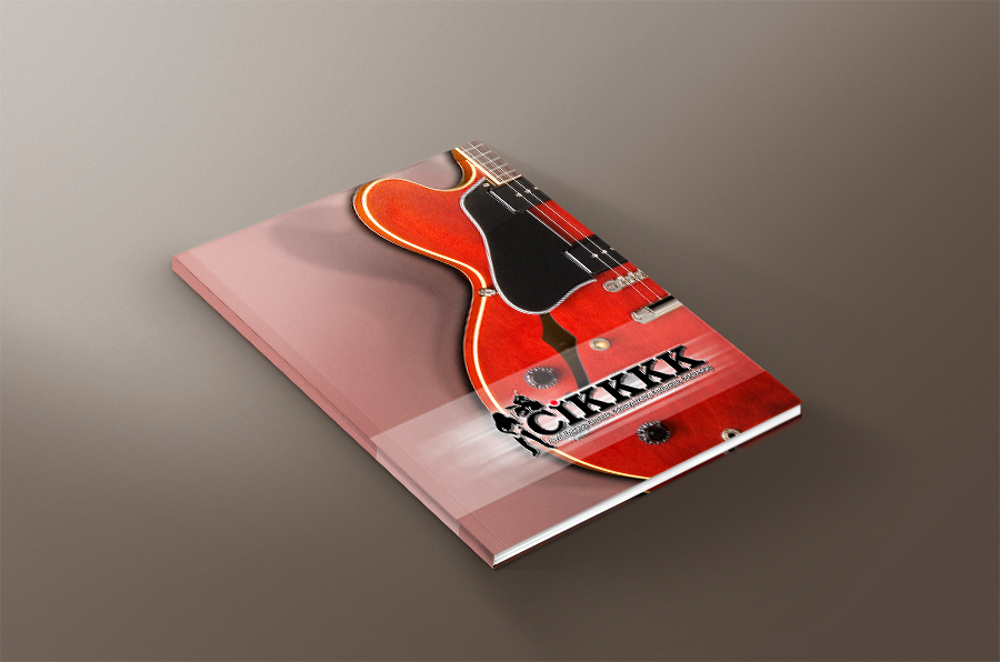Cikkkk Book Cover – for Ka-Rock Foundation