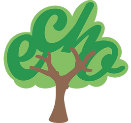 Logo for Echo Y handmade natural goods shop