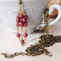 Coffee Pendant by wildgica