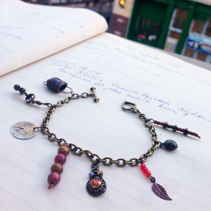Journey Bracelet by wildgica