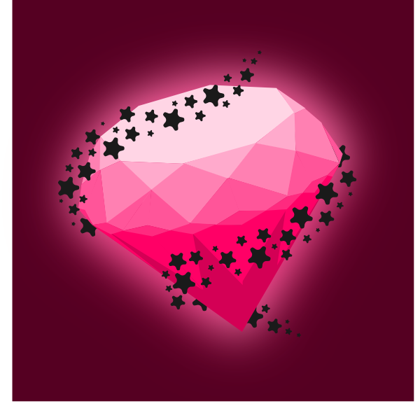 Pink Diamond by wildgica
