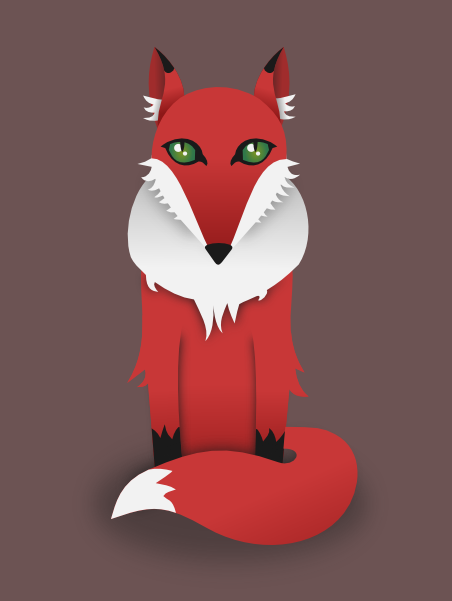 Red Fox by wildgica