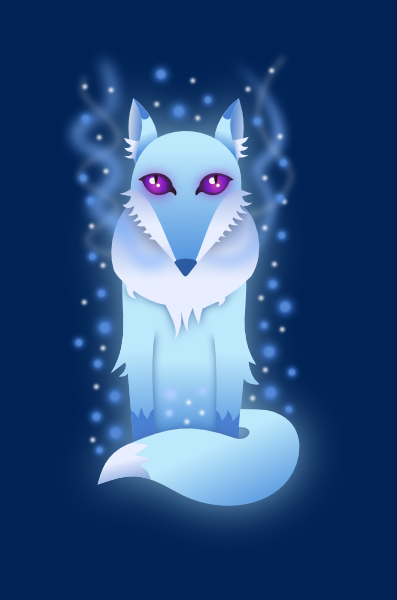 Fox Spirit by wildgica
