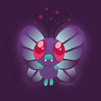 Butterfree by wildgica