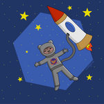 A Bear in the Space