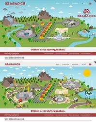 Website Header Images for Szabadics Co. Ltd. by wildgica