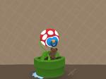 Baby Piranha Plant
