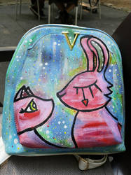 Bunny+Cat Backpack