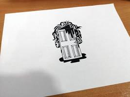 Door by wildgica