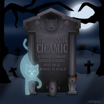 Here Lies Cicamic by wildgica
