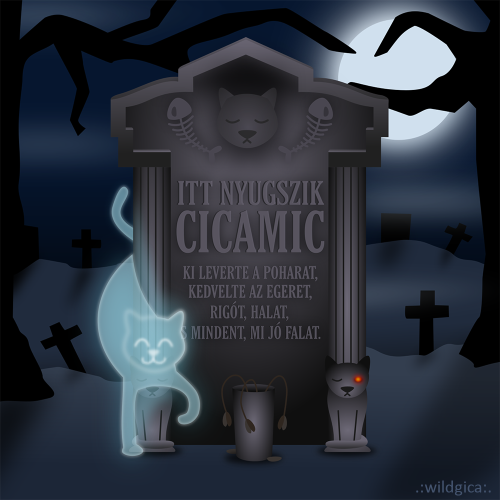Here Lies Cicamic