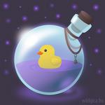 Rubber Duck Potion