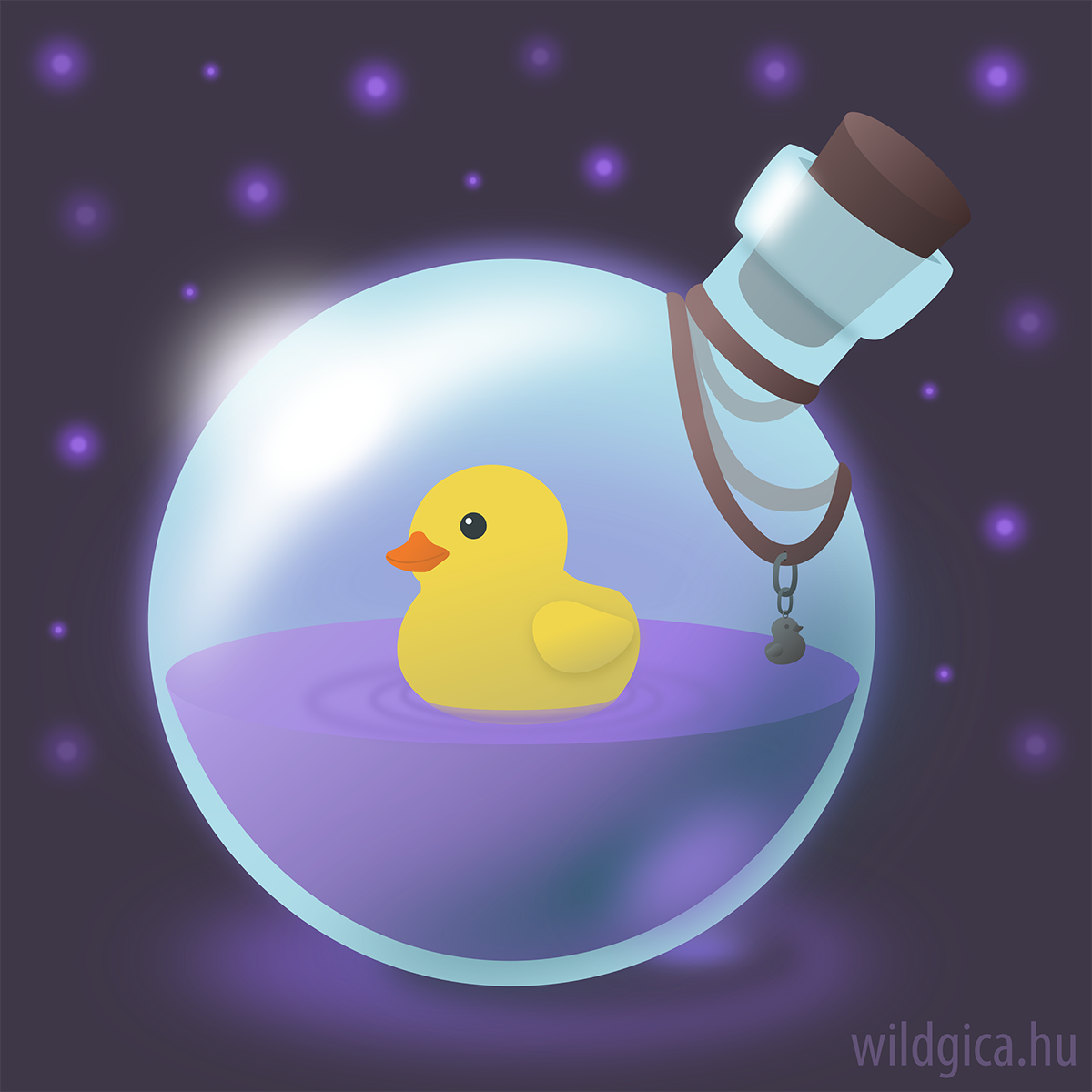 Rubber Duck Potion