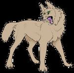 P2U Wolf Lines