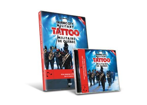 Tattoo militaire de Quebec DVD by Chalifour on deviantART