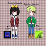[RC]-[Kawabe Siblings]~Esuteru and Ryuuhei