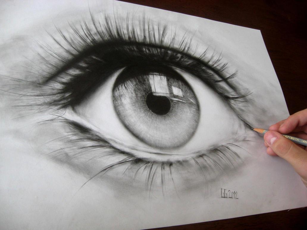 Eye2012 by GregoryGraphiteArt
