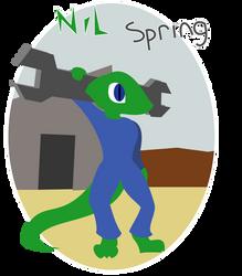 Nil Spring by Emeralddragon2