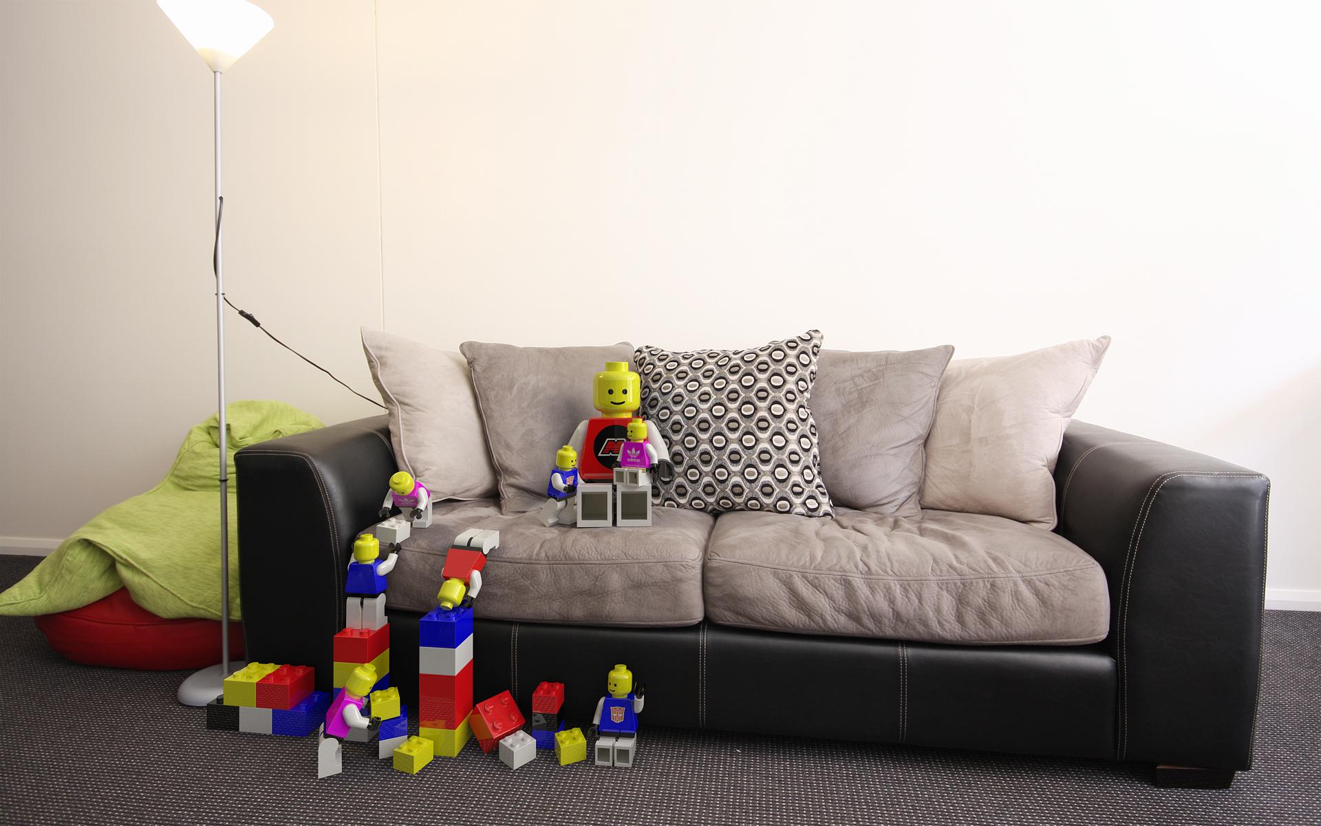 LEGO men by subaqua