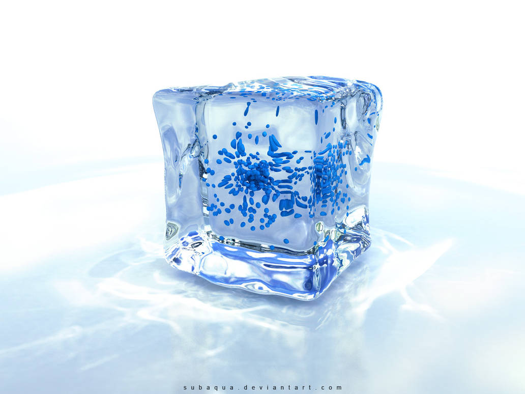 blue Ice by subaqua