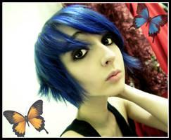 ButterflyNoise by artemisroseshadow