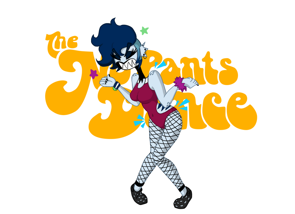 The No Pants Dance by pimaik