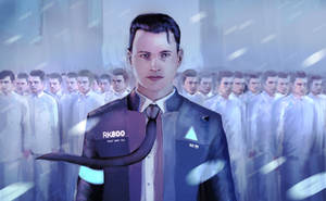 Epic Connor Ending (Detroit Become Human) by BenCav
