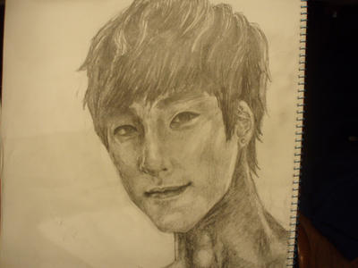 Kevin Woo by Nyxya13