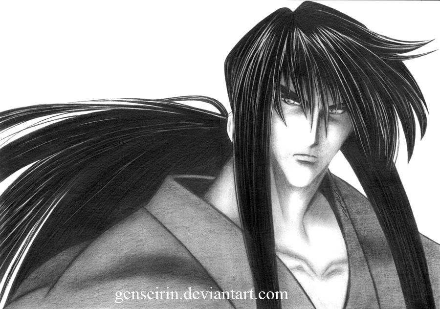 Seijuro Hiko by genseirin on DeviantArt