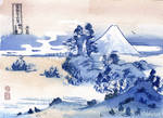 Hokusai Will Cry