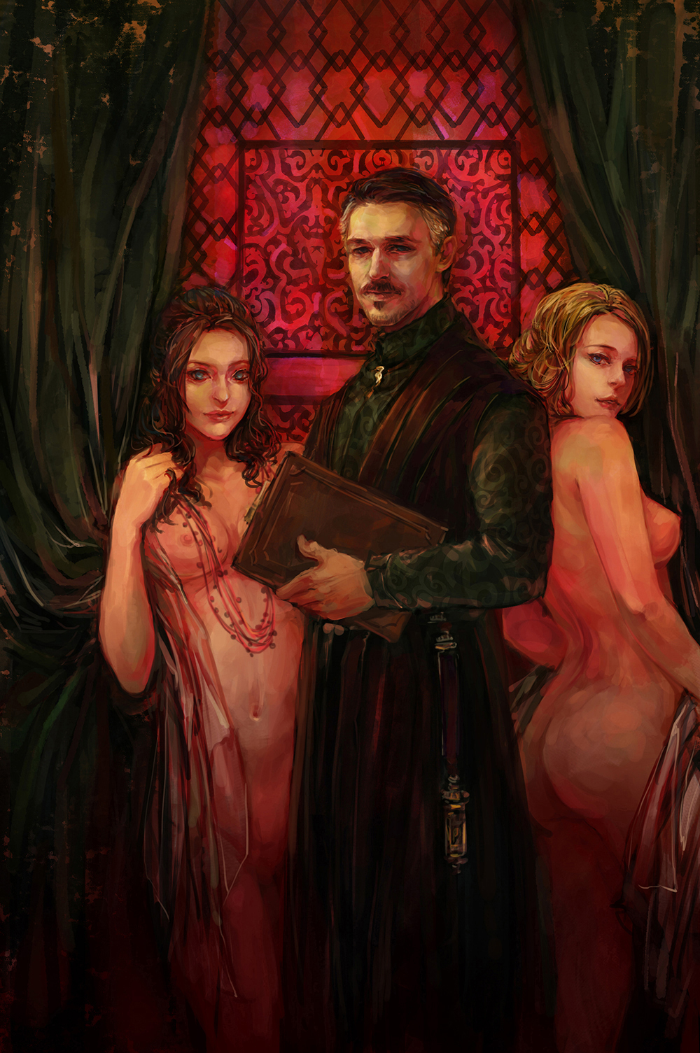 Petyr Baelish by aprilis420