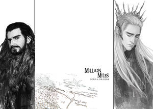 Thorin and Thranduil 1