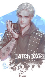 WATCH DOG2-Wrench  by aprilis420