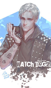 WATCH DOG2-Wrench