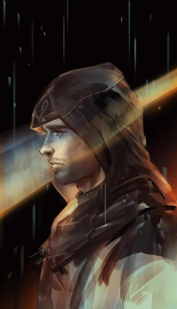 Assassin's Creed-Aguilar by aprilis420