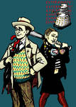 7th Doctor and Ace