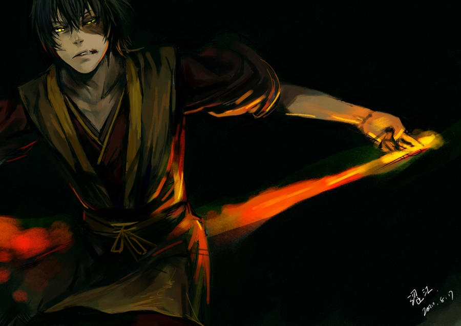 Zuko again by SHIBUEZuko Fan Art