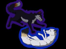 AT - Yami and Kaiten
