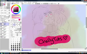 Valentines WIP by ChellyTots