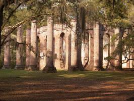 Sheldon Church Ruins 6 by Mourge-stawk
