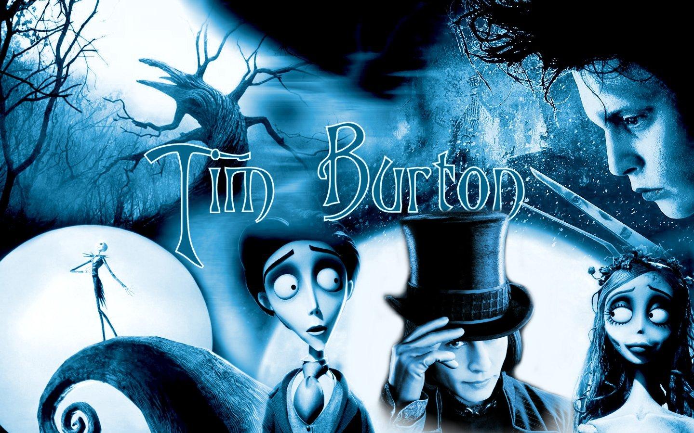 Tim Burton Tribute by EdArtGeek on DeviantArt