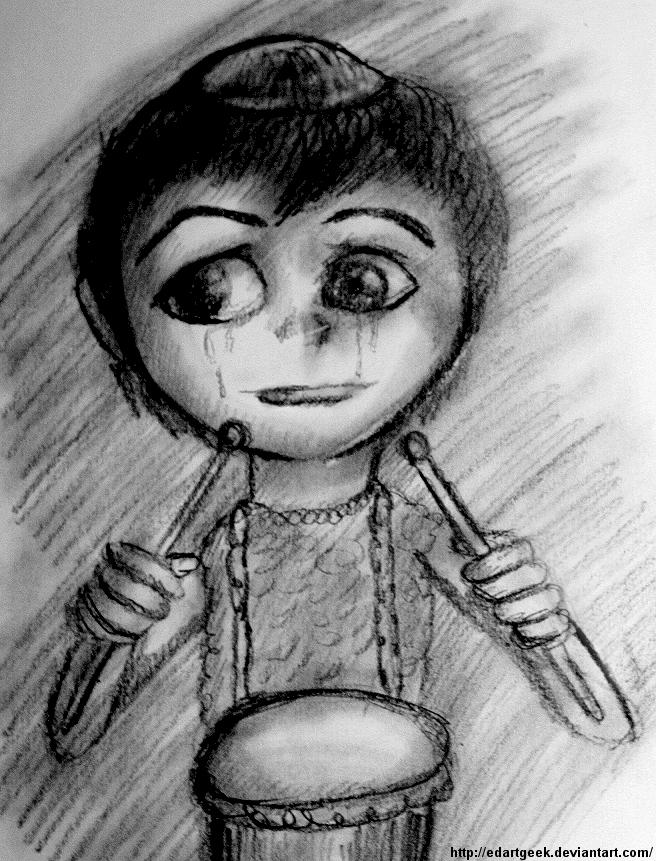 The Little Drummer Boy by EdArtGeek