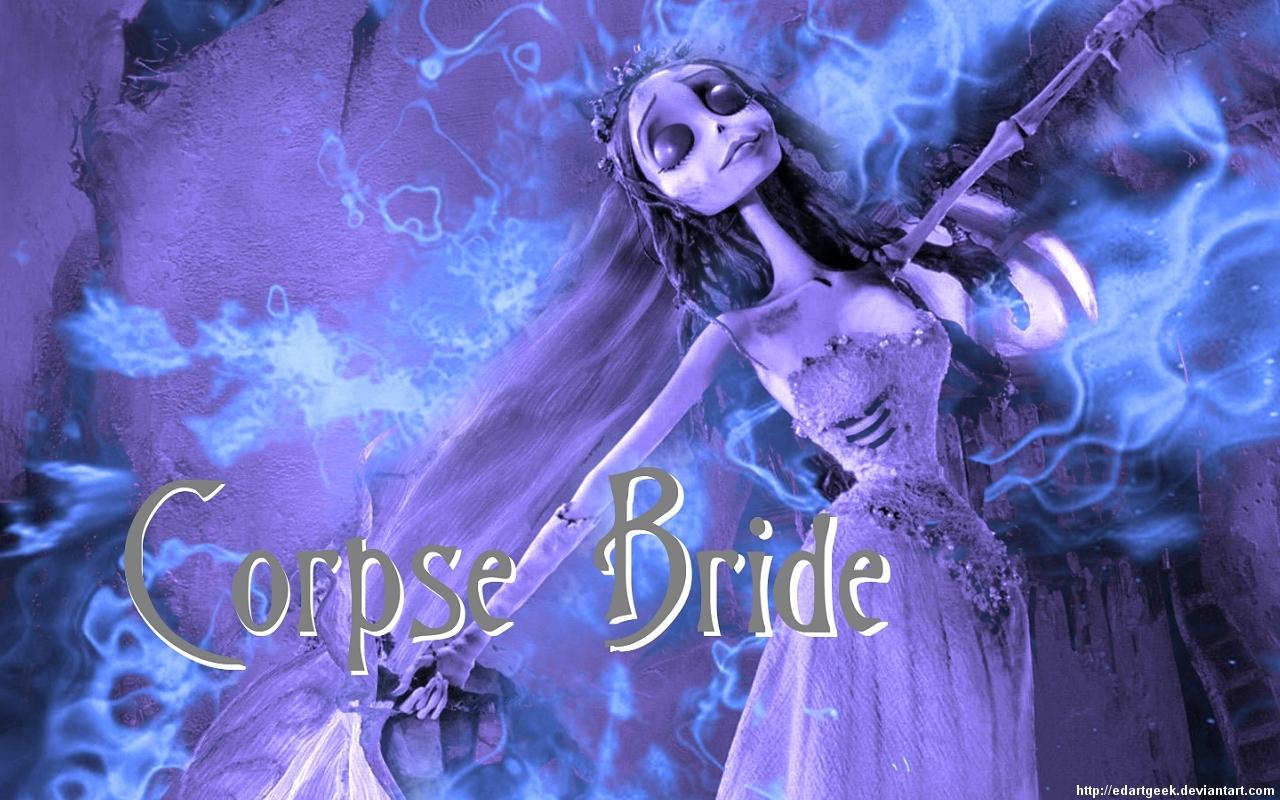 Corpse Bride by EdArtGeek