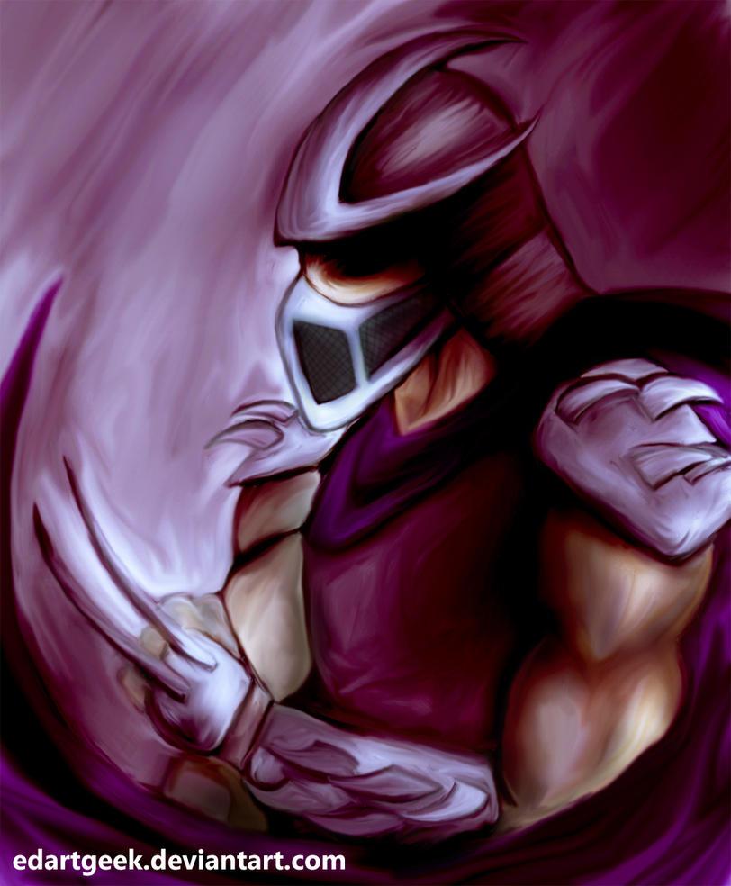 Master Shredder by EdArtGeek