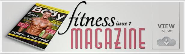 Fitness Body Magazine Issue 2
