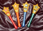 Sailor Moon Transformation pens (first anime)