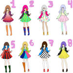 Adoptables [OPEN] (15 points)